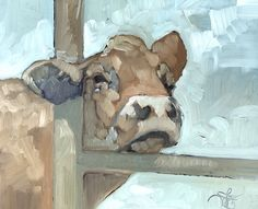 """""""Spur and Boot"""" - Originals - All Artwork - Peggy Judy Small Paintings, Paintings I Love, Animal Paintings, Watercolor Animals, Watercolor Paintings, Oil Paintings, Watercolors, Southwestern Art, Cow Painting"""