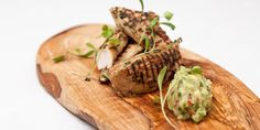 This Oriental marinated chicken recipe from award-winning chef Galton Blackiston features a tasty spiced marinade and a side serving of guacamole.