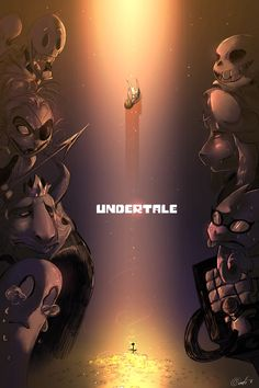 The Undergallery: An Undertale Fanart collection. - Imgur