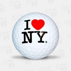 Teilen Sie Ihre Liebe für New York auch auf dem Grün. Mit unseren original lizensierten I LOVE NY ® Golfbällen macht jeder New York begeisterte Golfspieler eine gute Figur auf dem Golfplatz. Klassisch, robust und bestens geeignet für Golferinnen und Golfer.  #iloveny #newyorkcity #newyork #golfball #golf #iheartny #nyc #ny  www.loveny.de