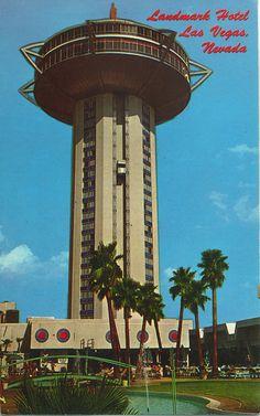 Landmark Hotel - Las Vegas