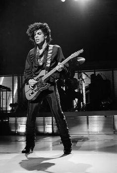 Purple Rain era ...Prince