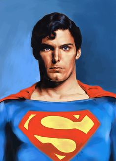 Christopher Reeve as Superman - Jeff Ng
