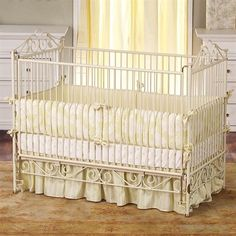 Yellow tan nursery