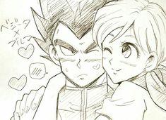 Dragon Ball Z, Dbz Vegeta, Android 18, Soul Eater, Akira, Otp, Prince, Romance, Fan Art