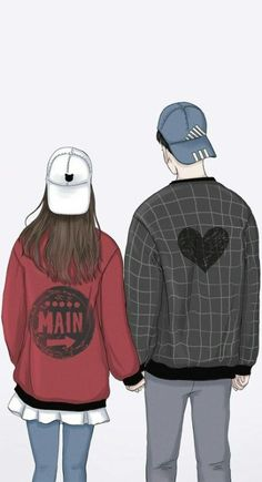 Love art pictures couples in 60 ideas for 2019 Couple Amour Anime, Anime Love Couple, Cute Anime Couples, Love Couple Cartoon, Cute Couple Drawings, Cute Couple Art, Cute Drawings, Pencil Drawings, Hipster Drawings