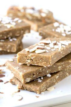 Vegan RX Bar Recipe | Almond Coconut | Kitchen Of Eatin'