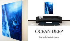 Ocean Deep | Fine Art by Laelanie Larach