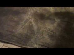 Cheap Homemade Canvas Waterproofer - YouTube