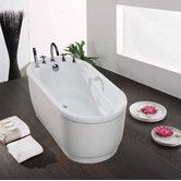 "Found it at Wayfair - PureScape 55"" x 30"" Soaking Bathtub"