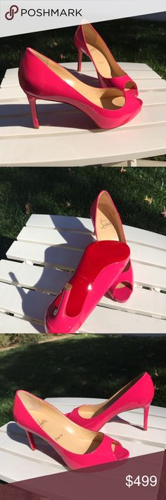 Christian Louboutin Size 38 New with box Christian Louboutin Shoes