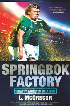 Buy or Rent Springbok Factory as an eTextbook and get instant access. With VitalSource, you can save up to compared to print. Rugby Coaching, What It Takes, African History, Good Books, This Book, Author, Reading, Sports, Search