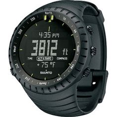 I had a Suunto x9 and I was really disappointed in it.  Maybe someday I'll buy another, like this one.  We'll see.  $300