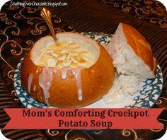 The Foley Fam - Unedited: Sunday FUNday #40 {Link UP} - Crockpot Potato Soup