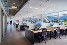 Open offices at Marriott Global Sales Office and Customer Care Center - Midvale