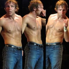 Shirtless Dean= Happy Roxanne<3