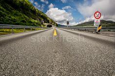 Road in Norway stock photo (c) cookelma (#6113588) | Stockfresh