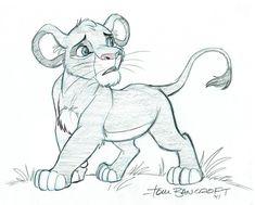 Lion King Week, Day 1: Simba by tombancroft.deviantart.com on @deviantART