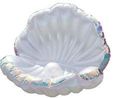 Schwimminsel XXL Aufblasbare Schwimmen Auf Dem Wasser Schwimmt Shell Pool Float Hohe Qualität,170*130*100 CM