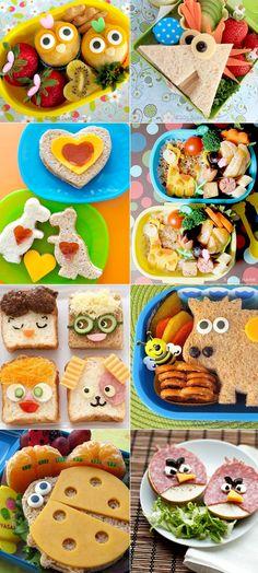 rolig lunch mat inspiration tips lunchlåda mackor ide skolmat mellanmal grönsaker frukt
