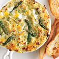 Spring Vegetable & Goat Cheese Dip; looks delicious, will have to try soon! #appetizers