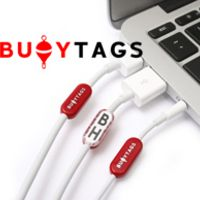 Buoy Tags - Apple Cable Labels