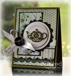 Pickled Paper Designs: Oh My Darjeeling