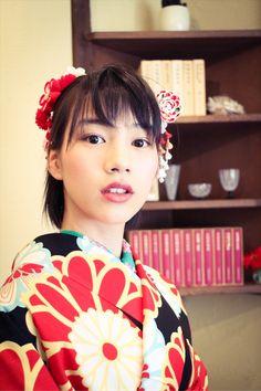 お澄ましひな祭りの画像(1/9) :: 07' nounen 能年玲奈オフィシャルブログ