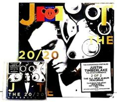Justin Timberlake- The 20/20 Experience (Double LP & Audio CD) Collectible Gift Set Justin Timberlake,http://www.amazon.com/dp/B00I0BF9PM/ref=cm_sw_r_pi_dp_gysftb13QB6J77YT