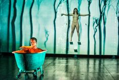 Krzysztof Warlikowski's new project is inspired by John Van Druten's play I Am a Camera and John Cameron Mitchell's film Shortbus. Design Set, Set Design Theatre, Stage Design, Conception Scénique, Experimental Theatre, Foto Portrait, Art Terms, Theater, Film Inspiration