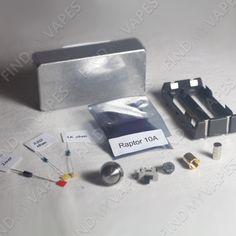 DIY Raptor 10A Box Mod Kit