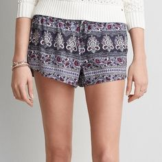 ⚠️FINAL PRICE⚠️ Aztec Shorts AEO shorts with pockets, brand new American Eagle Outfitters Shorts