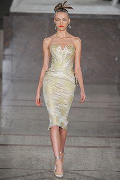 Zac Posen - This dress stops traffic