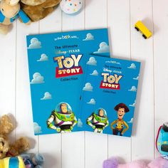 Personalise It Later Toy Story Collection Book - Personalise it Later Toy Story Collection Book - Deluxe