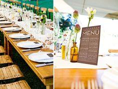 Family style dinner. Jess Flood Event Design