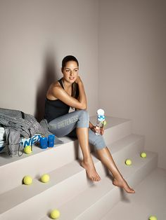 Tennis Pro Ana Ivanovic on Her Diet and Workout Plans | StyleCaster