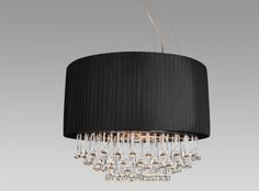 chandelier--maybe with dangling spoons!