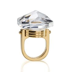 The Bouchons de Carafe ring by Baccarat