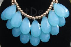Hey, I found this really awesome Etsy listing at http://www.etsy.com/listing/164597173/light-blue-teardrop-necklace-for-women