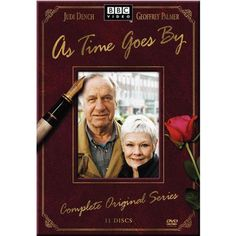 As Time Goes By Complete Original Series Box Set on DVD