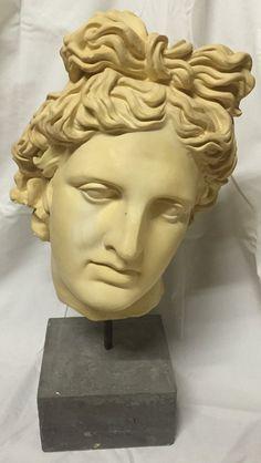 Sculpted Head - Man