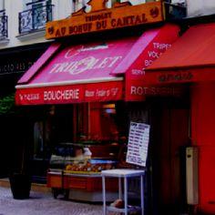boucherie à Paris