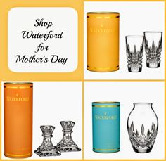 Legendary Mama: Shop Waterford for Mother's Day