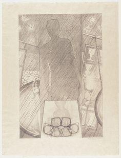 Spring - Jasper Johns