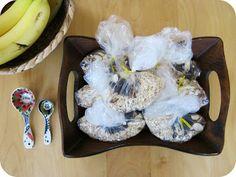 Cornflower Blue: Recipe :: Make-Ahead Breakfast for a Week