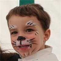 Maquillage Chat simplissime Tuto maquillage enfant - Loisirs créatifs