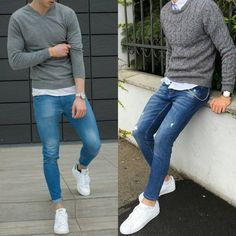 115 insanely cool casual outfit ideas – page 1 Boy Fashion, Mens Fashion, Mode Man, Casual Outfits, Men Casual, La Mode Masculine, Mode Blog, Herren Outfit, Mode Style