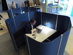 vitra workbay | Vitra Workbays or to those in the trade, a micro-architectural office ...