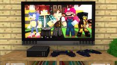 Minecraft: Dentro de Um Video Game !! - Aventuras Com Mods #04