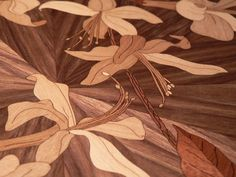 Marquetry | Gallery of Marquetry Motifs and Designs